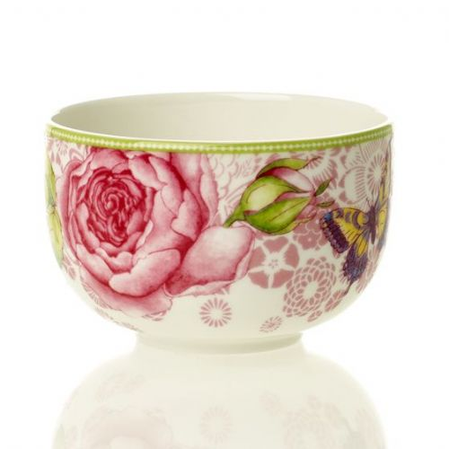 Rose Cottage Tea Cup - Pink